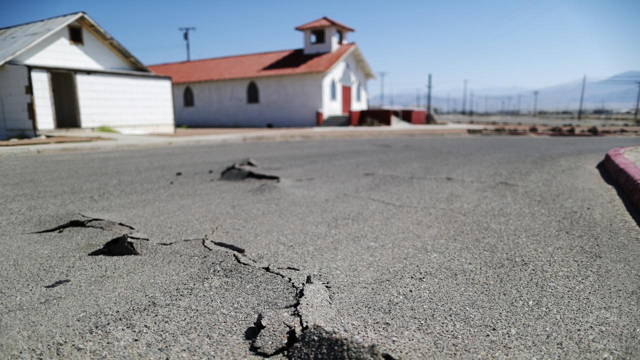 Силно земетресение край Алжир