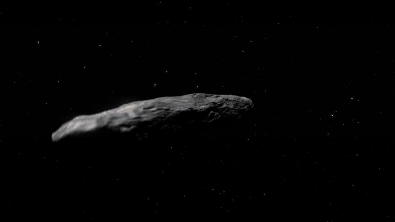 Космическият обект Оумуамуа е отломка от планета и е с формата на бисквита