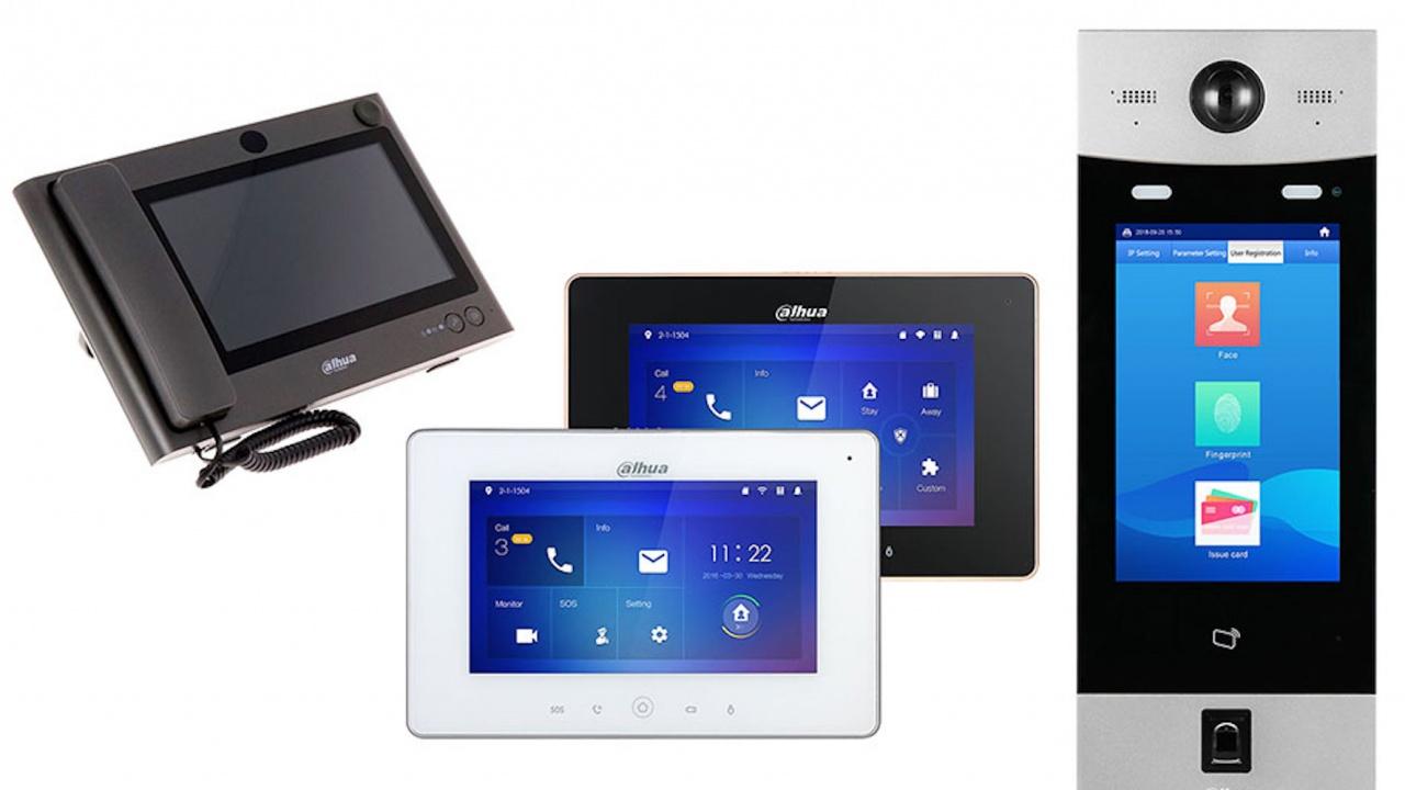 SysTeh представя гъвкави и умни видеодомофонни системи от Dahua Technology