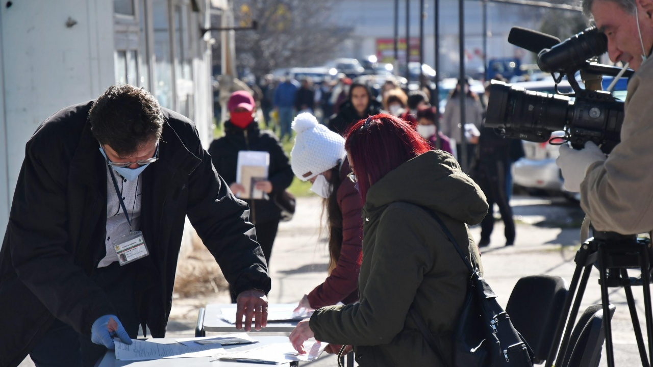 От всички новорегистрирани безработни през февруари в Търговищко най-много са работилите в търговията