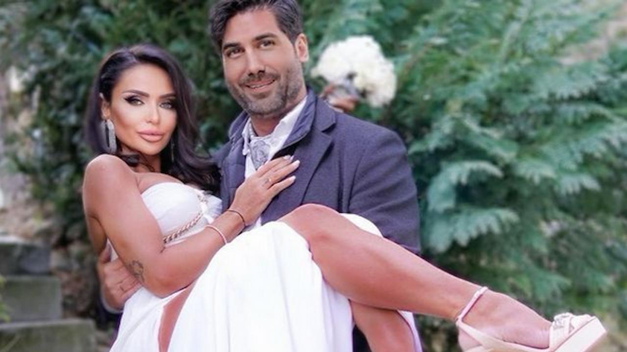 Миска се омъжи за трети път