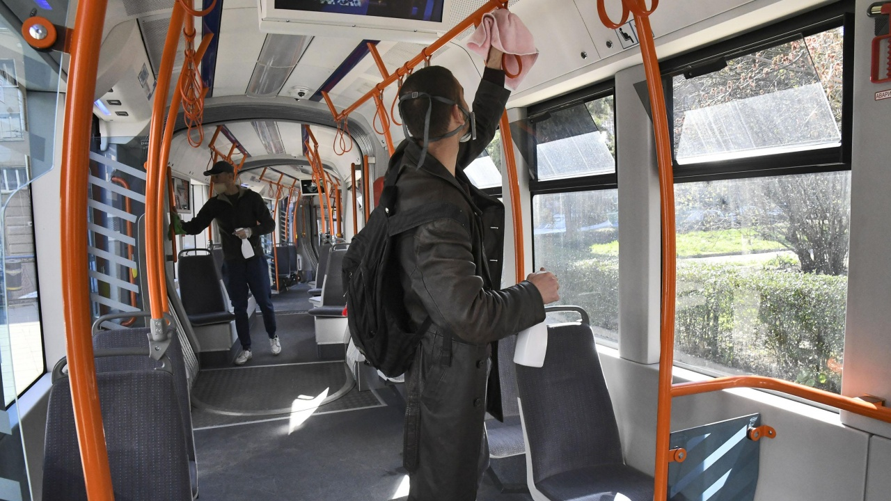 Промени в движението на трамваите с номера 6, 11, 12