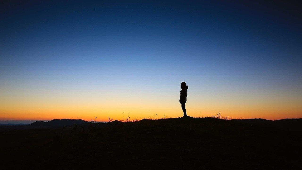 Ако има възможност да прекарате денят в пълна тишина, това е идеален изход