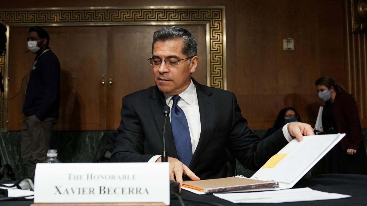 Утвърдиха Хавиер Бесера за министър на здравеопазването на САЩ