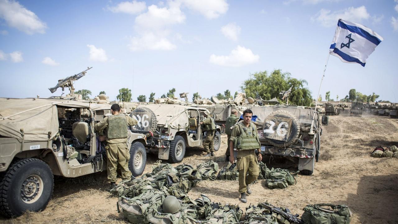 Израелски военни станаха рицари в Африка