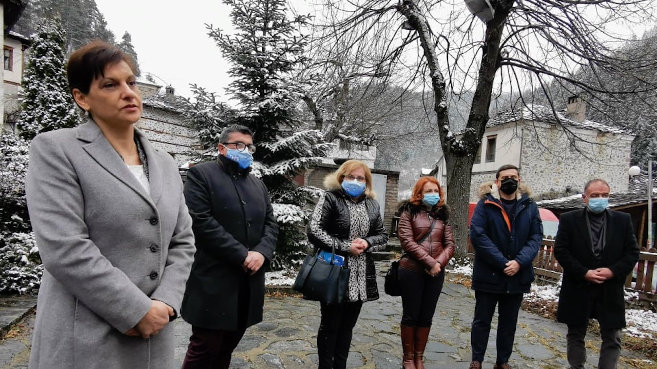 Д-р Даниела Дариткова: Над 10 милиона лева са инвестициите в Широка лъка