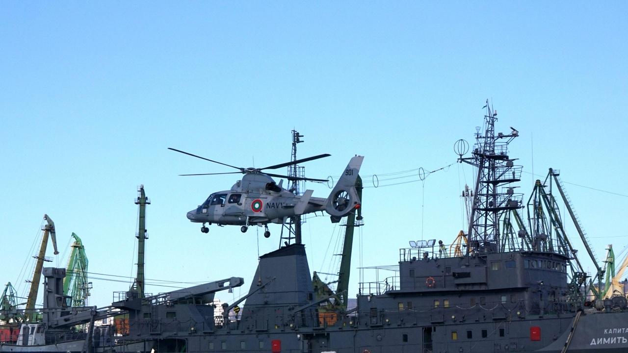 """Корветата """"Бодри"""" ще участва в румънското военноморско учение Sea Shield"""