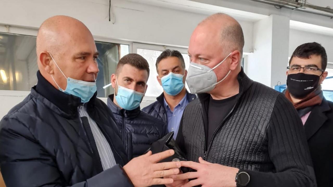 Росен Желязков в Благоевград: Ролята на държавата е да създава благоприятна бизнес среда
