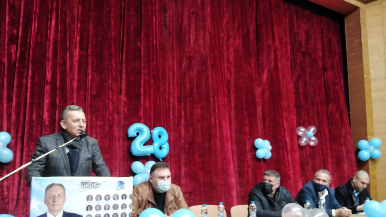 Григор Горчев в Долни Дъбник: Загубим ли стабилността в страната – ще е пагубно