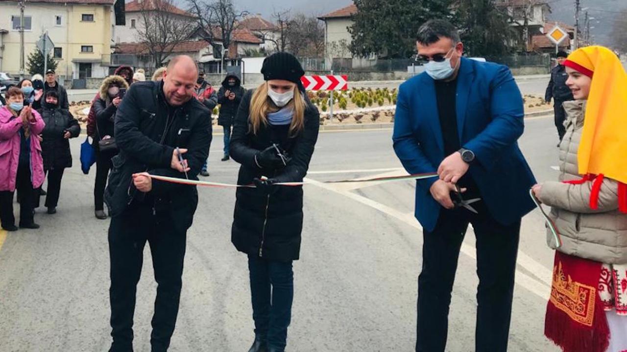 Младен Маринов: През април ще започне ремонтът на главния път, свързващ Костенец със Самоков и Ихтиман