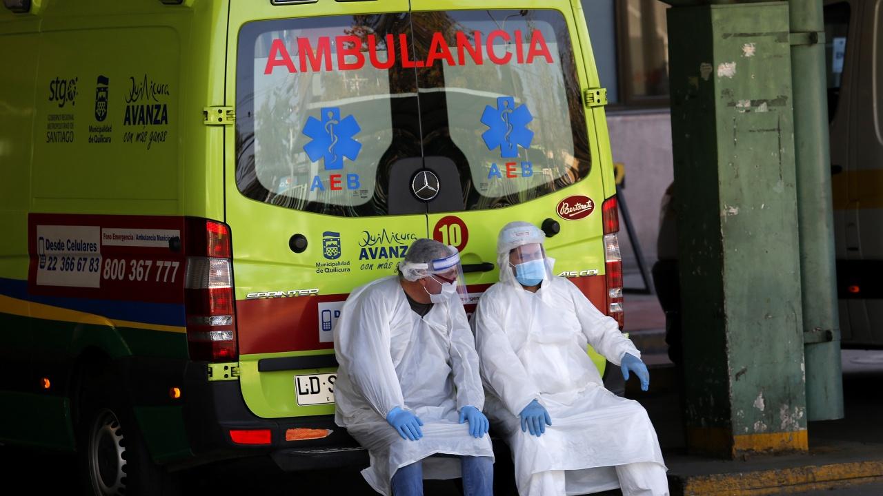 Чили регистрира рекорден брой нови случаи на COVID-19