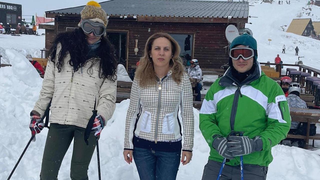 Марияна Николова: Условията за ски са прекрасни