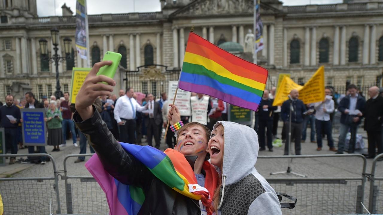 За пръв път ще питат британците за полова идентичност
