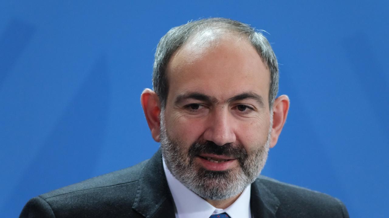 Премиерът на Армения назначи Артак Давтян за началник на Генералния щаб на въоръжените сили