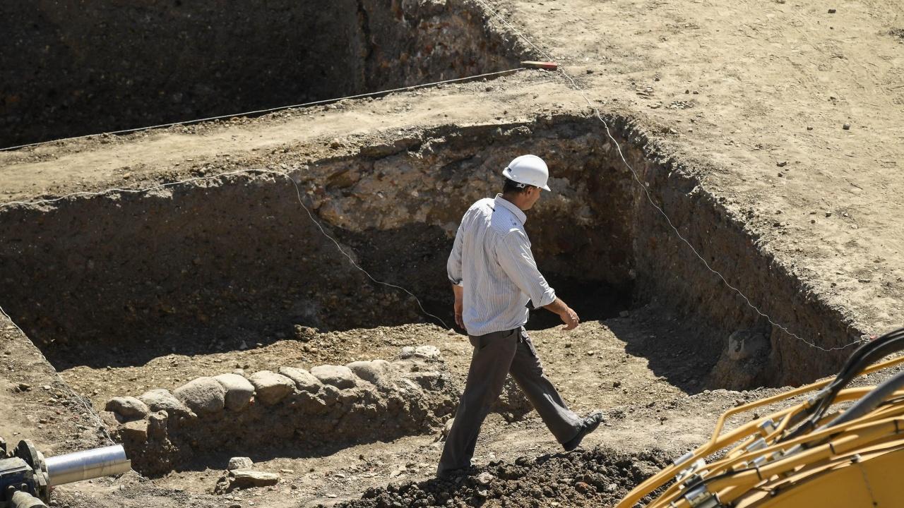 Издирват средновековно селище край Раднево