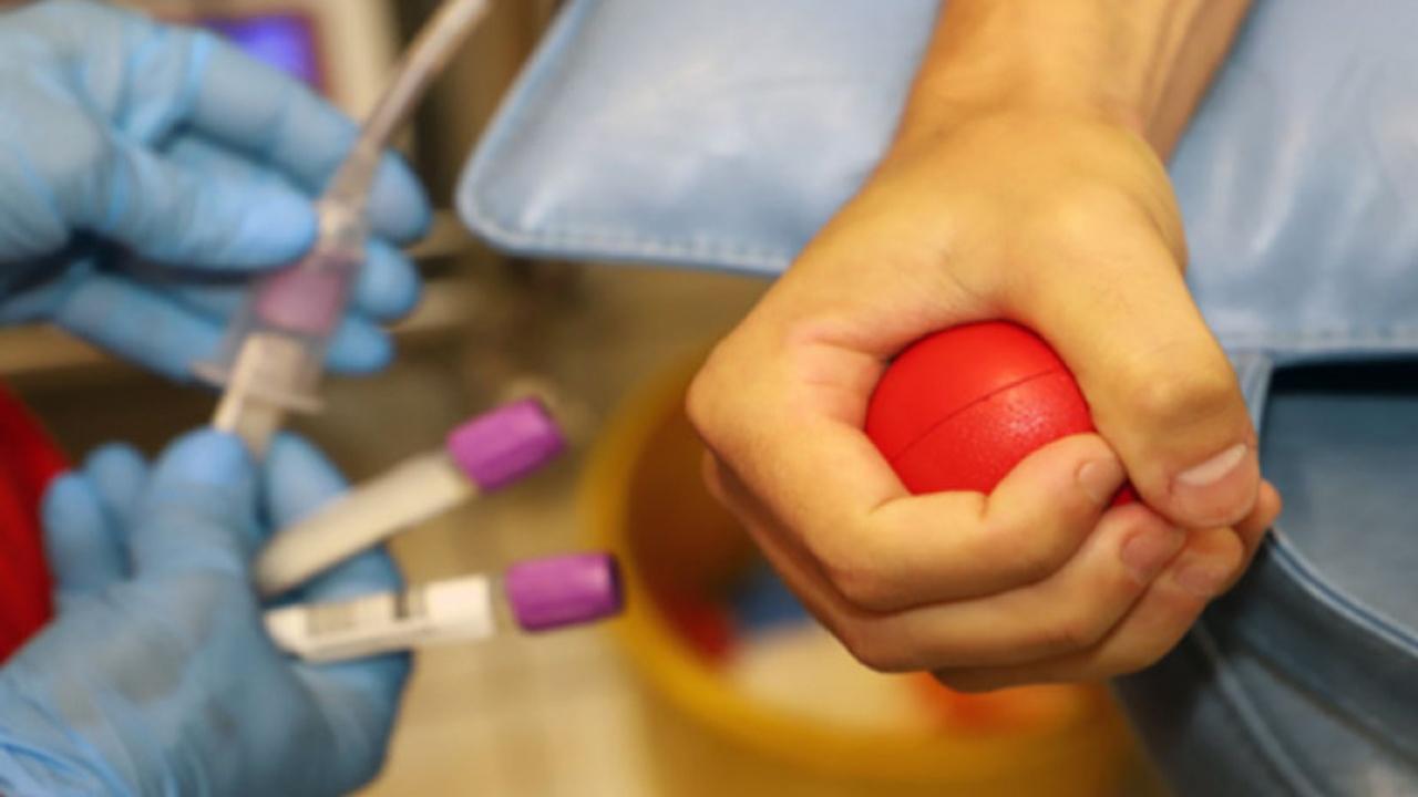 ВМА с призив за безвъзмездно кръводаряване