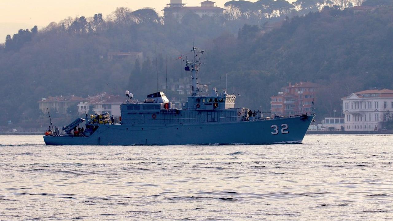 """Минен ловец """"Цибър"""", фрегатата """"Смели"""" и корветата """"Бодри""""  от ВМС продължават участието си в международни военноморски учения"""