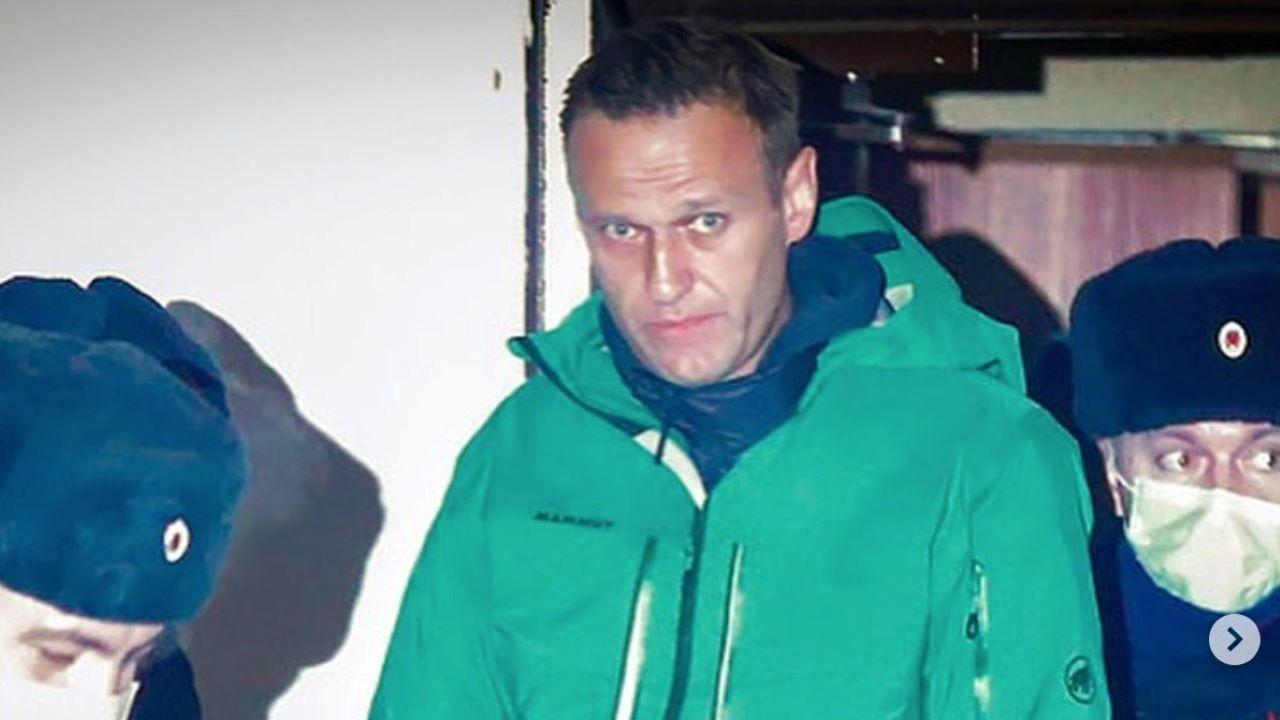 """Навални сравни живота в наказателната си колония с този на имперски щурмовак от """"Междузвездни войни"""""""