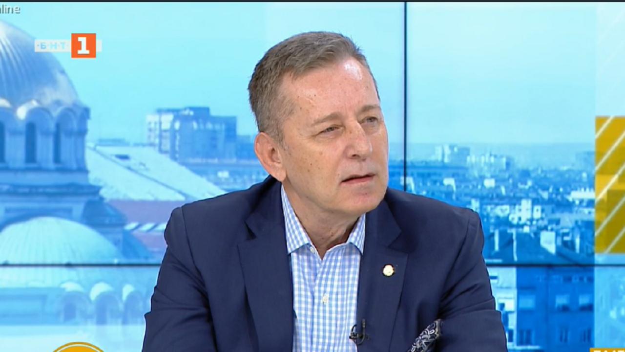 Проф. Григор Горчев: Здравната криза е под контрол!