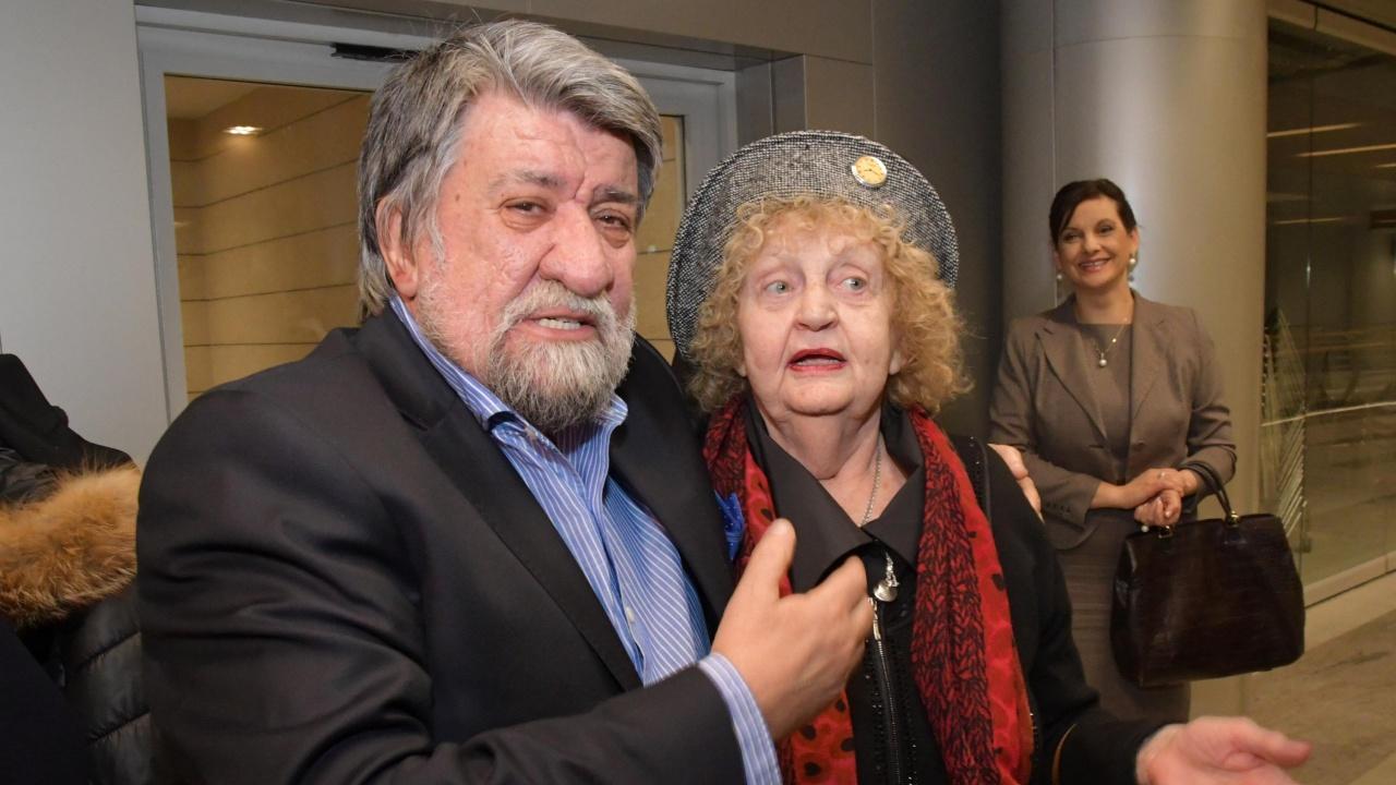Рашидов: С безграничния си талант Татяна Лолова правеше живота ни светъл
