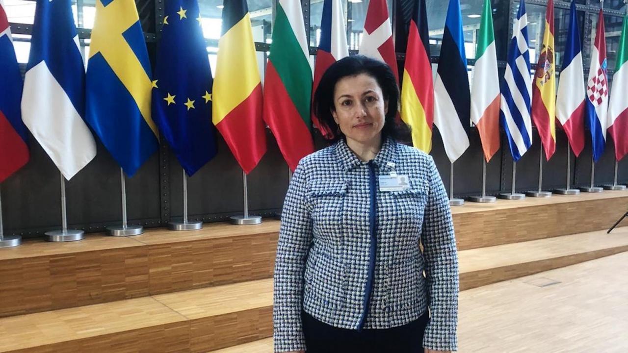 Министър Танева: Постигането на зелените цели не може да се осъществи единствено чрез ОСП