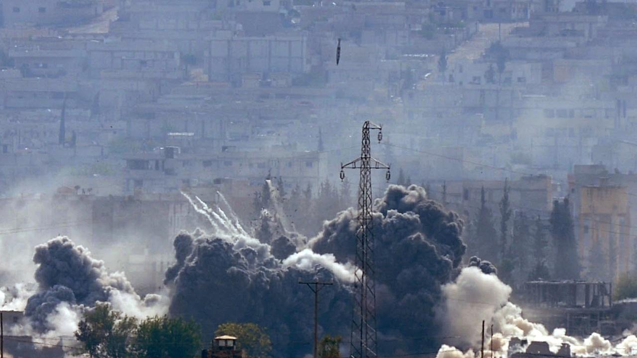 Удариха с ракети американска военна база в Сирия