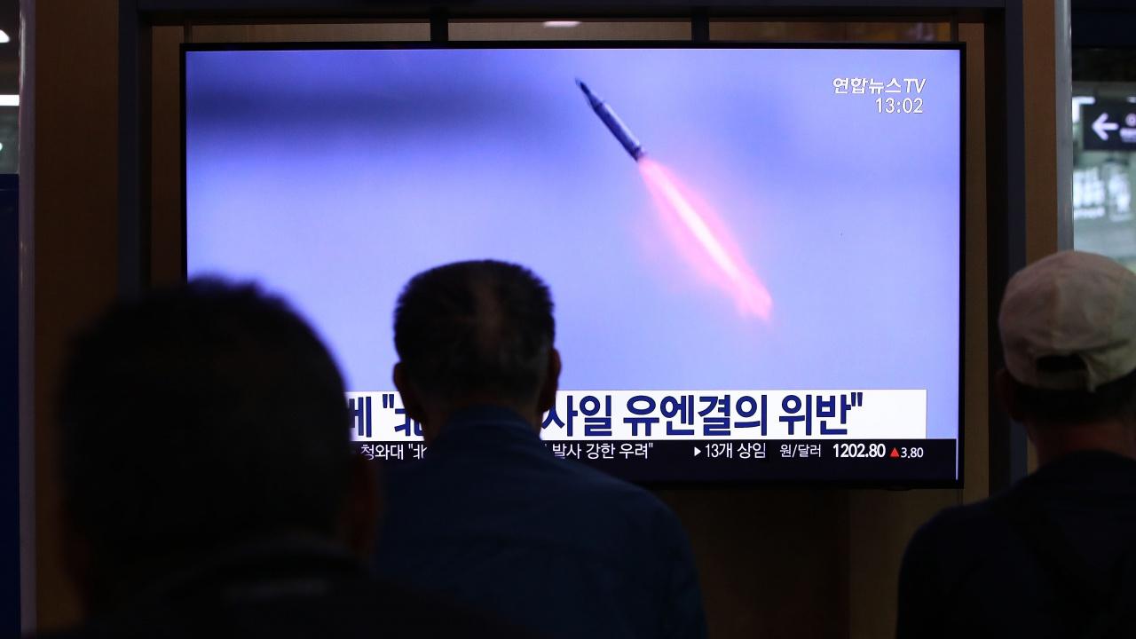 САЩ омаловажиха съобщенията за изстрелването на ракети от Северна Корея