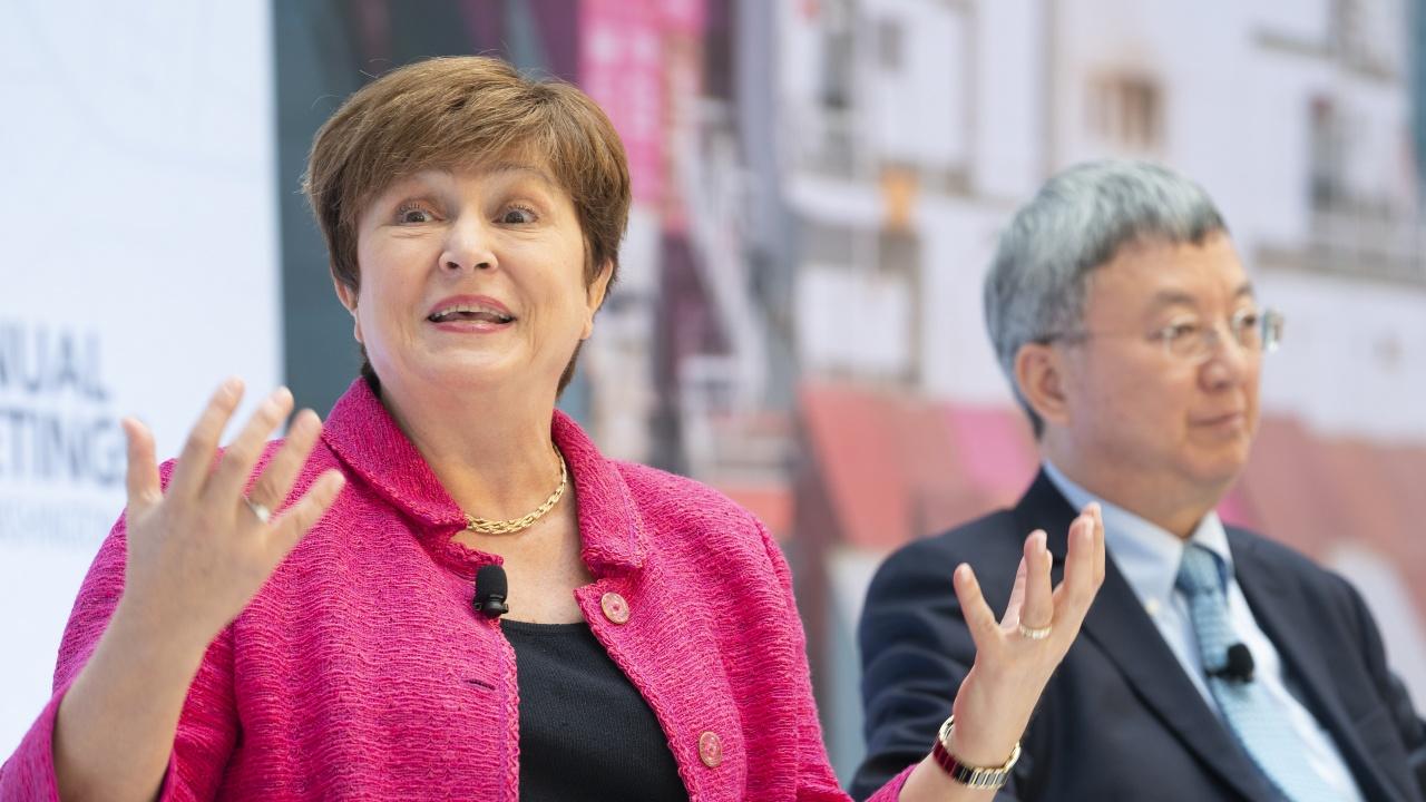 Кристалина Георгиева предлага МВФ да увеличи резервите с $650 млрд. до юни