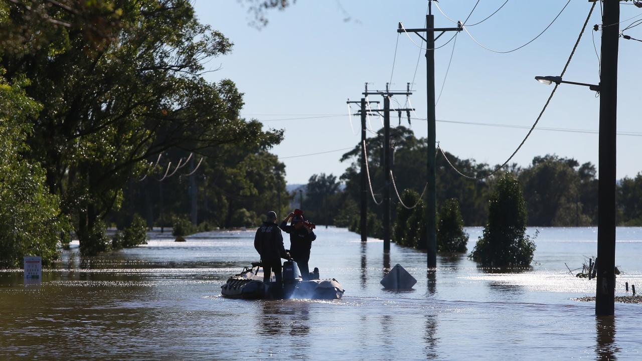 Наводненията в Австралия взеха първата си жертва