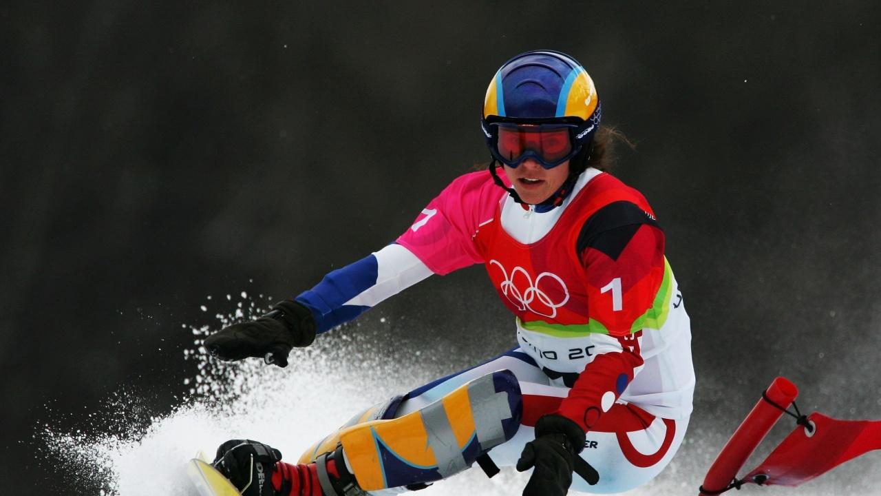 Лавина взе живота на световна шампионка по сноуборд