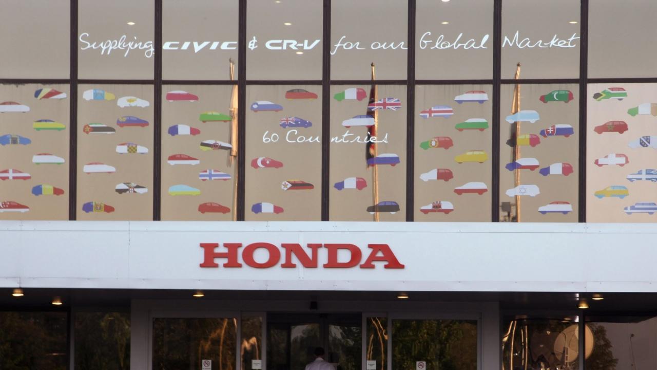 """""""Хонда"""" удължава принудителното спиране на производството в някои заводи"""