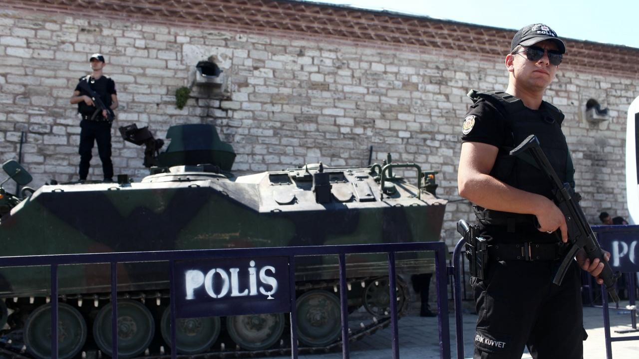Арестуваха джихадисти в Истанбул