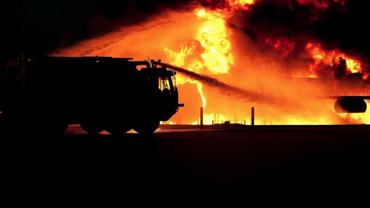 Предадоха на съд мъжа, запалил жена си във Врачанско