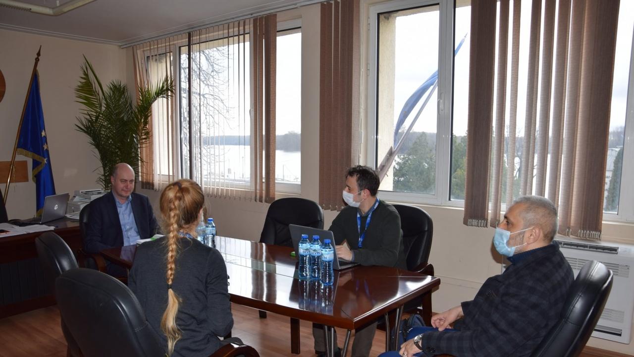 Изборни наблюдатели от Финландия и Турция посетиха Видин