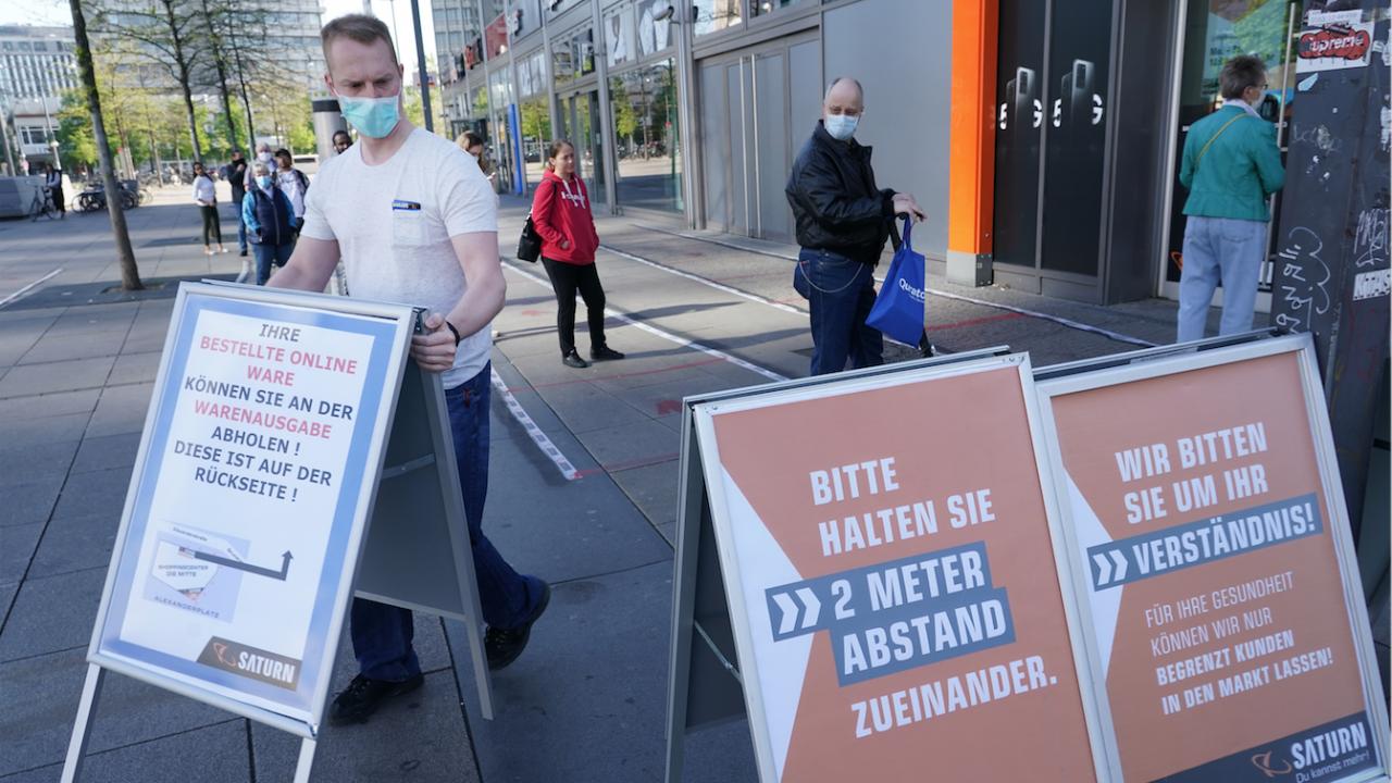 Официално: Германия отмени предвидените по-строги ограничения по време на Великден