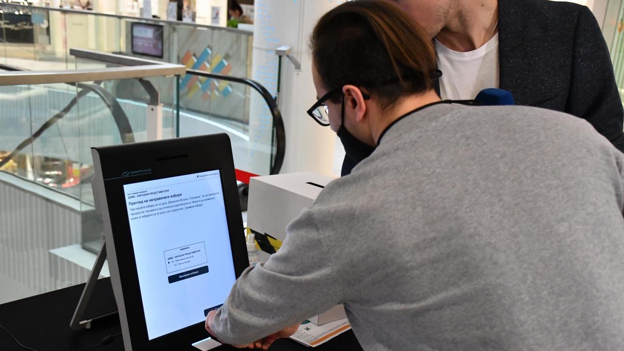 Онлайн инструмент показва риска от манипулации на вота в секции в страната