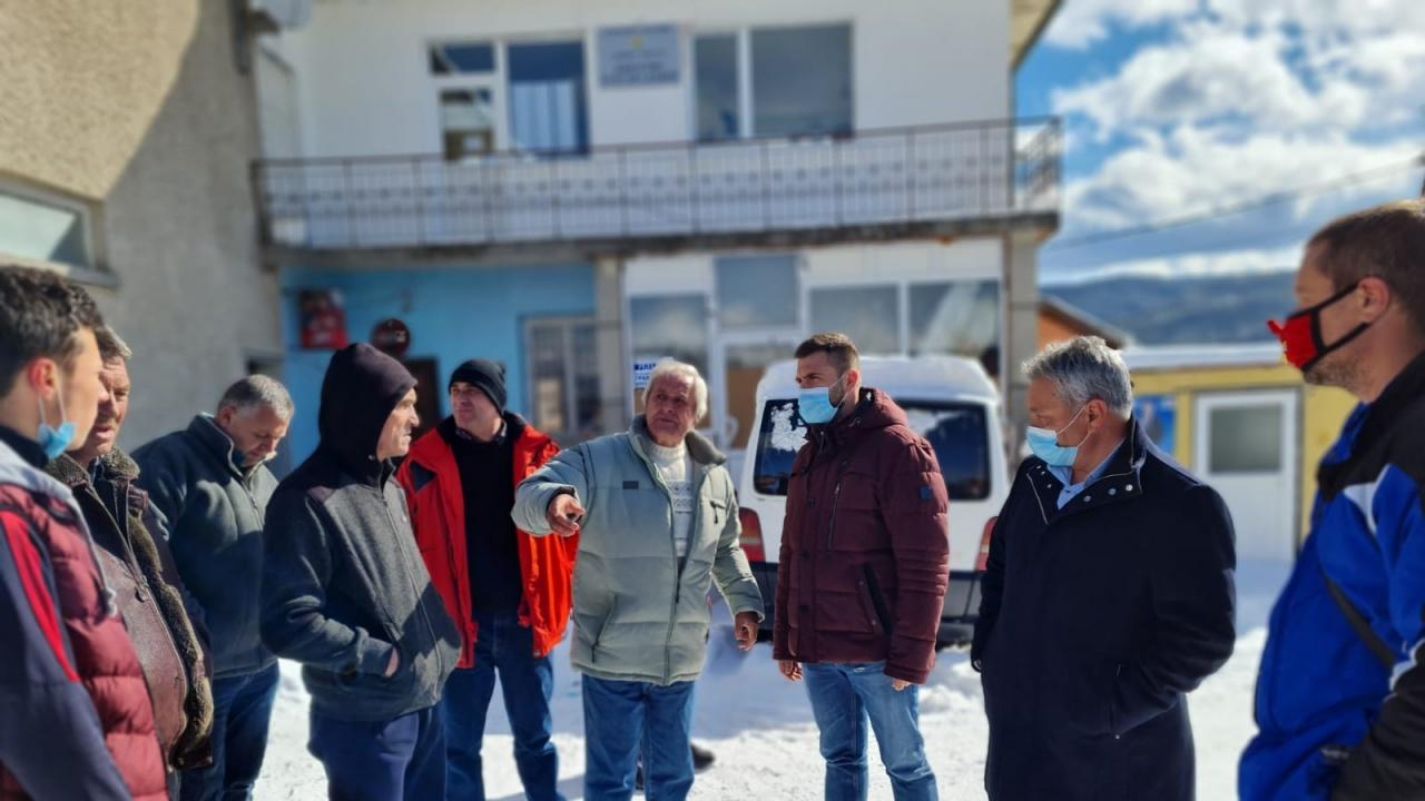 Д-р Емил Тончев: Филиалът на Центъра за спешна медицинска помощ в Якоруда ще получи високопроходима линейка