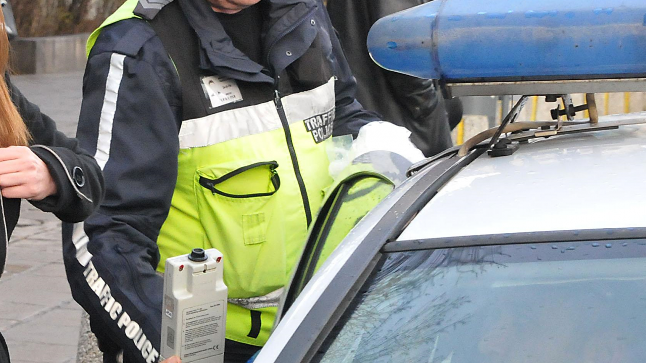 Друсан шофьор се издаде, че е наркопласьор