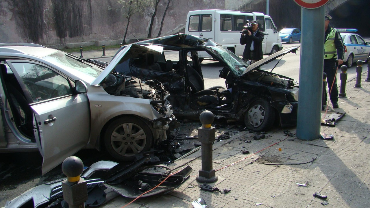 Меле в Софийско заради пиян шофьор