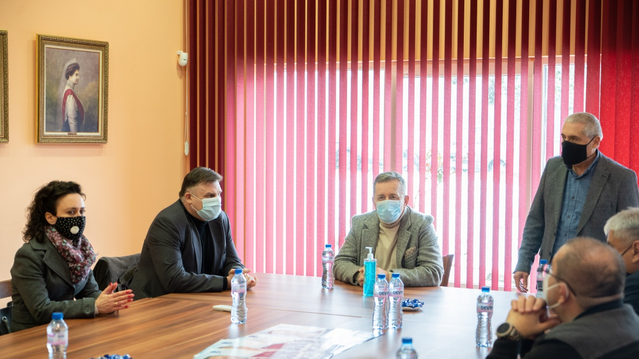 """Григор Горчев в Пордим: АМ """"Хемус"""" ще промени живота на Северна България"""