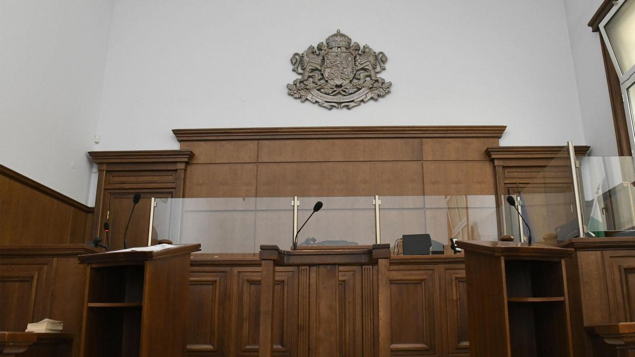 Съдът в Балчик ще разглежда само спешни дела поради ръст на заболели служители от COVID-19