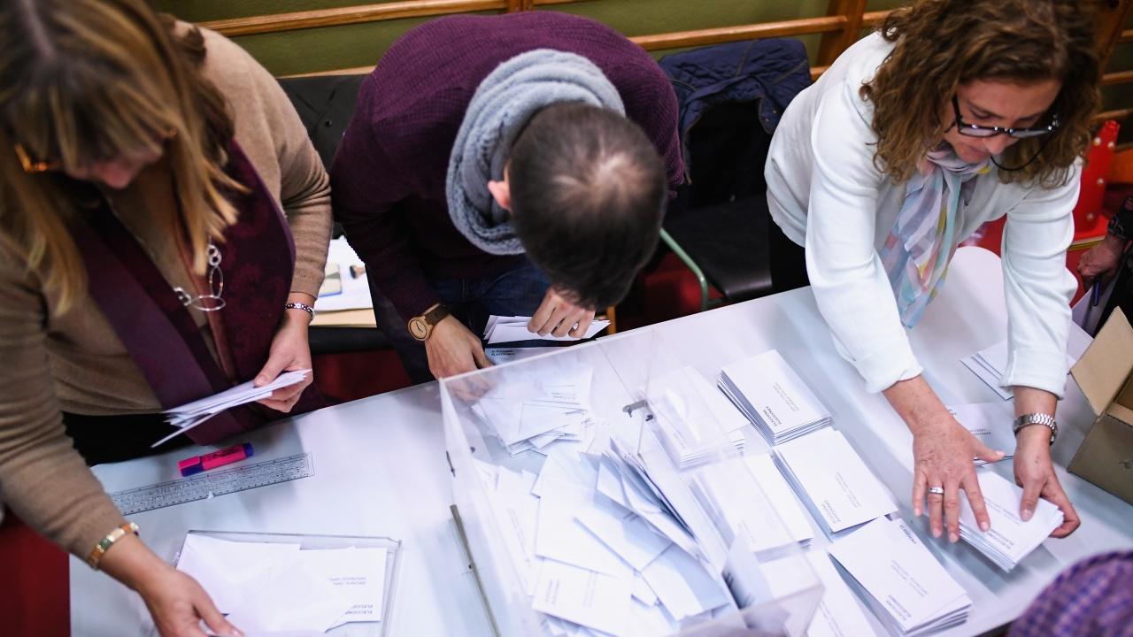 Българи в Испания искат да имат свой избирателен район