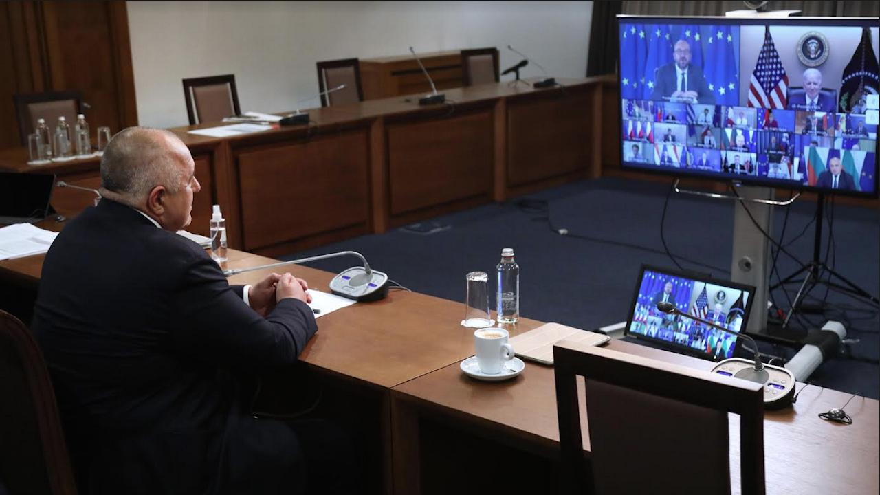 Борисов след Европейския съвет: Днешната ключова дума е солидарност