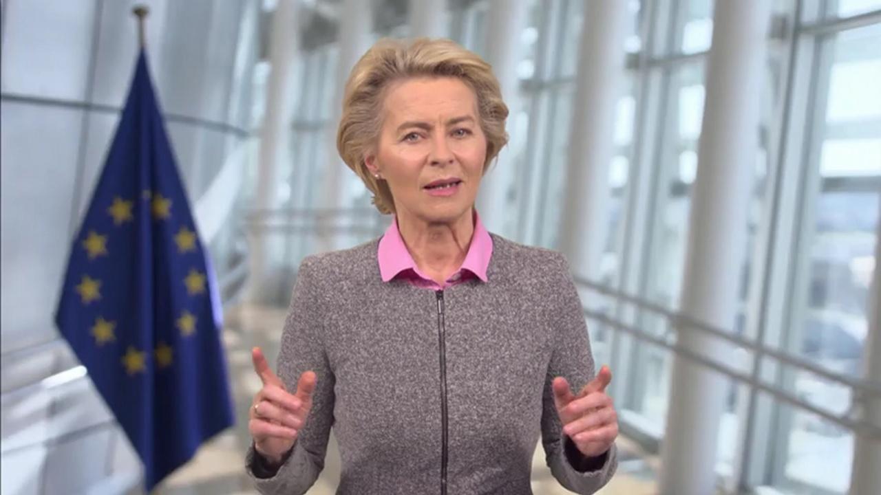 Урсула фон дер Лайен: Износът на ваксини от ЕС не трябва да застрашава европейските доставки