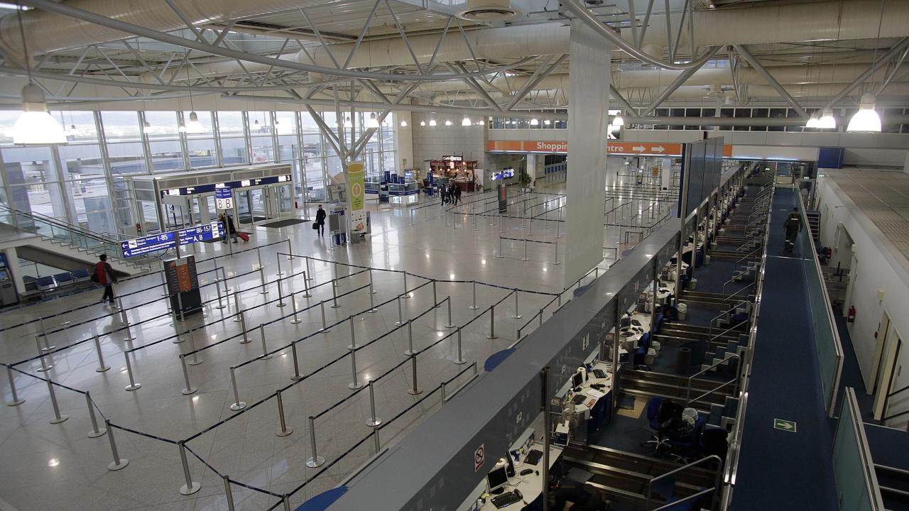 Гърция отвори летищата за израелски туристи