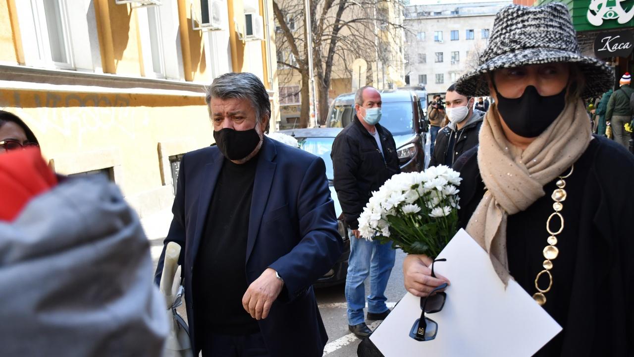 Вежди Рашидов: Душите ни осиротяха със загубата на Татяна Лолова