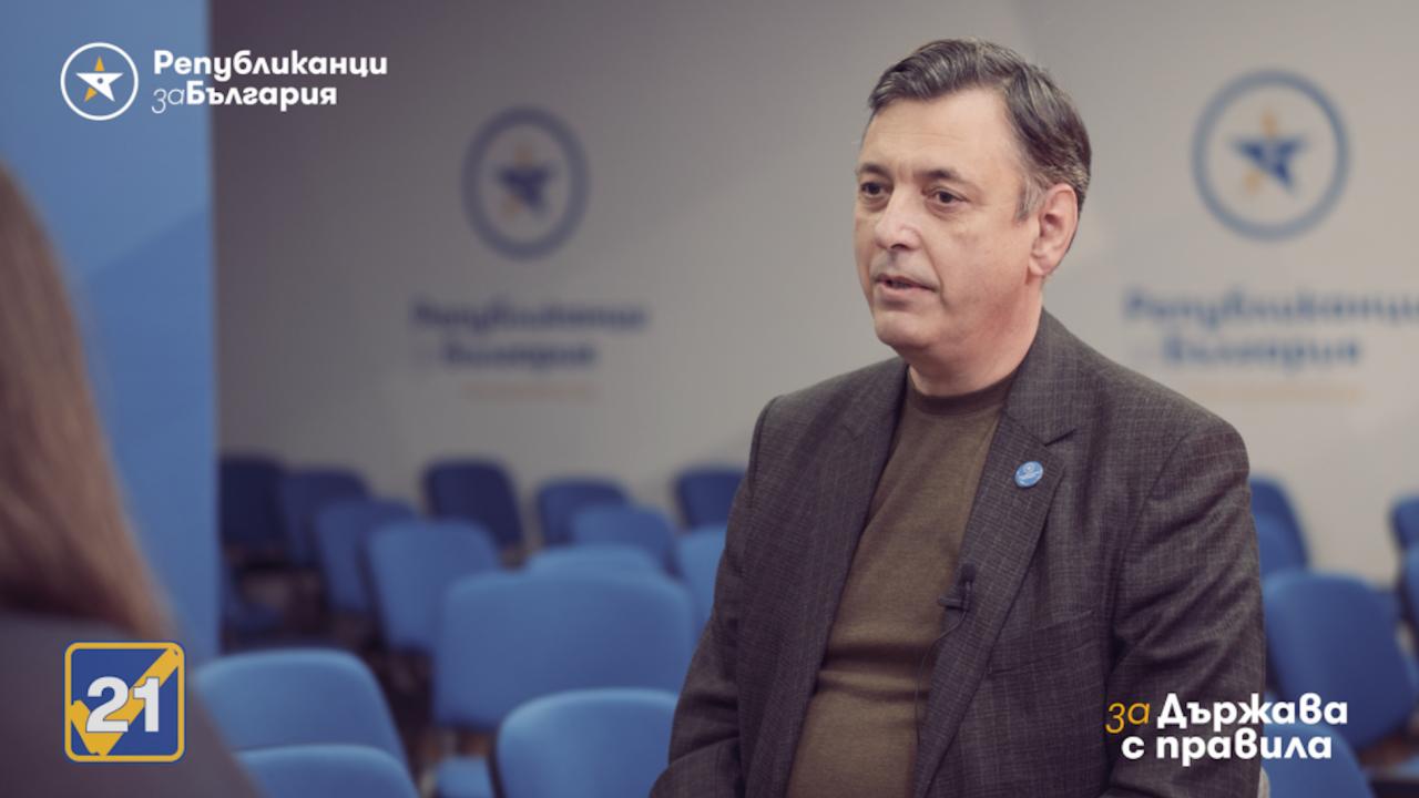 Горан Благоев: Как да говорим за национална памет и достойнство, след като паметниците на една чужда армия са по-внушителни от тези на собствената ни войска