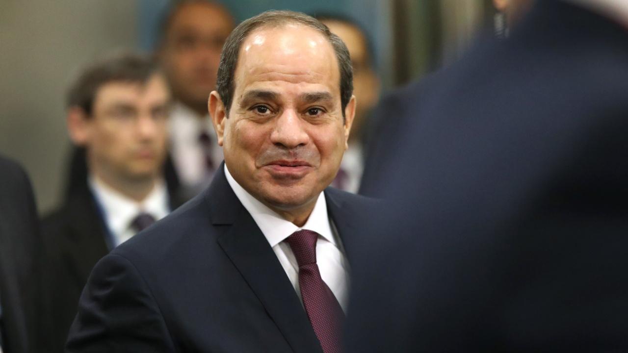 Президентът на Египет обеща наказание за отговорните за влаковата катастрофа