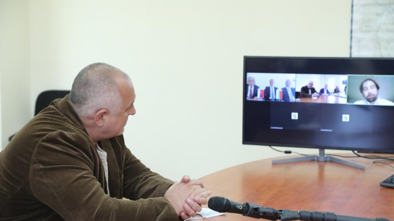 """Борисов: С разширяването на """"Чирен"""" ще можем да съхраняваме огромни количества природен газ"""
