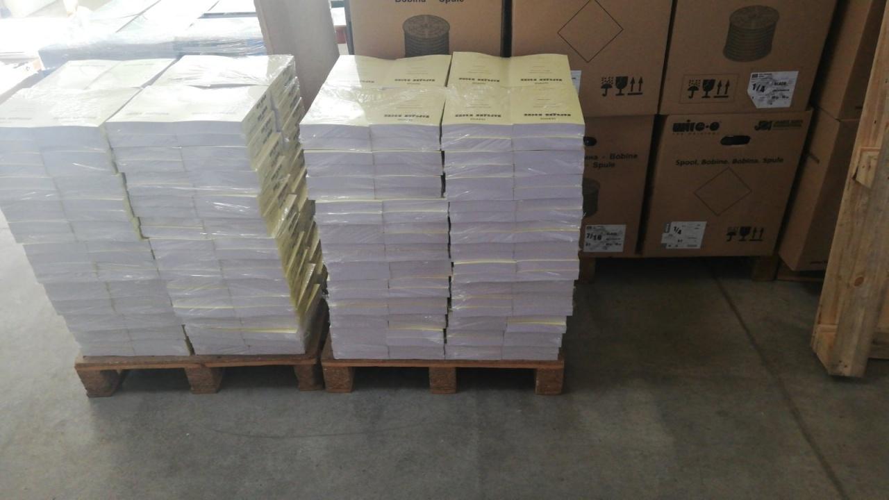 Спряха пратка с български книги на границата със Северна Македония